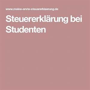 Welche Belege Steuererklärung : 37 besten tk studentenleben bilder auf pinterest ~ Orissabook.com Haus und Dekorationen