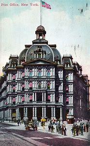 Victorian New York City Buildings