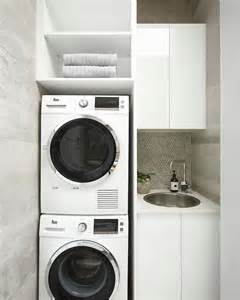 Compact Laundry Design Photo Gallery by 25 Best Ideas About Small Laundry On Utility
