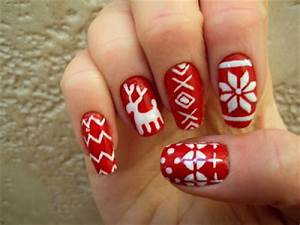 EAT SHOP PLAY Michhysaurous Christmas Nails Ideas