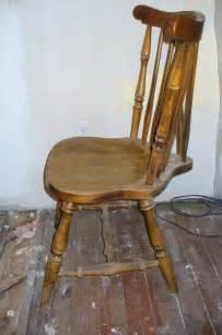 wooden kitchen furniture restoration ramblings wooden kitchen chair makeover