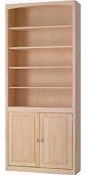 Pine Bookcases Furniture by Pine Bookcases Finished Unfinished Unfinished