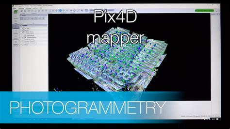Creation Of The 3d Model With Pix4d  Photogrammetry (part
