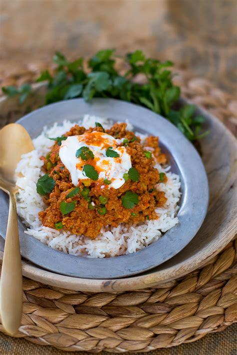cuisiner avec du curcuma recettes de curcuma par flobonneschoses curry keema matar