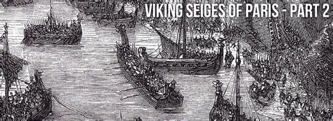 viking sieges  paris history myth