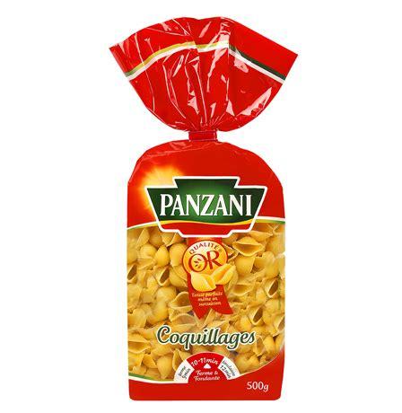 cuisine de marque coquillages panzani pates courtes