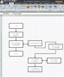 Krishnababu  Flow Charts With Excel