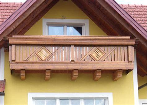 Balkon Aus Holz Holz Classic Gastein Leeb Balkone Und Z 228 Une