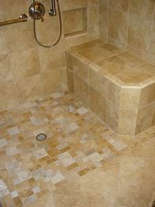 D And A Designs Llc Bathroom Curbless Shower Design Pictures Remodel Decor