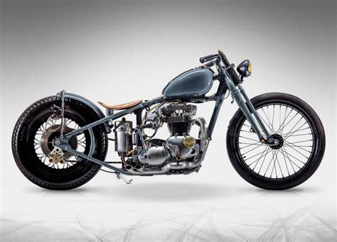 Powerplant Triumph Bobber …
