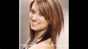quelle coupe de cheveux pour visage rond coiffure femme visage rond les tendances coupe de cheveux ronde