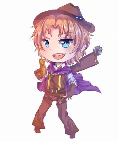 Legends Chibi Mobile Legend Anime Character Clint