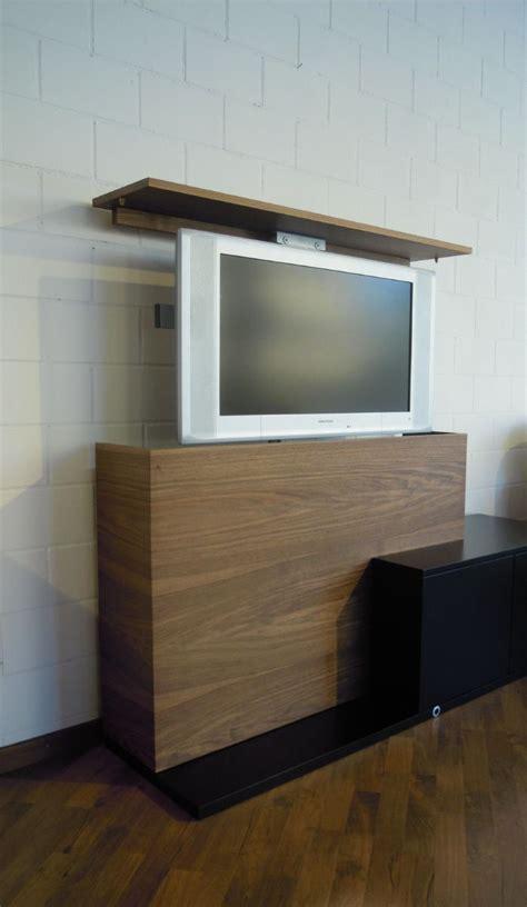 Tv Möbel Versenkbarer Fernseher by Die Besten 25 Tv M 246 Bel Fernseher Versenkbar Ideen Auf