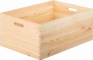 Caisse En Bois : caisse en bois de rangement taille 3 ~ Nature-et-papiers.com Idées de Décoration