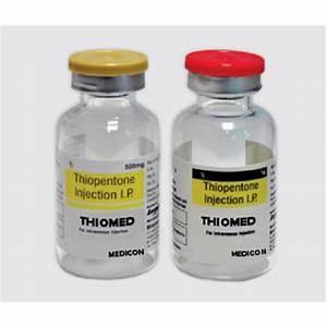 Thiopental Sodique Euthanasia Essay