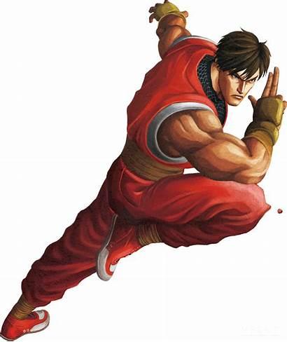 Fighter Street Guy Tekken Character Fighting Characters