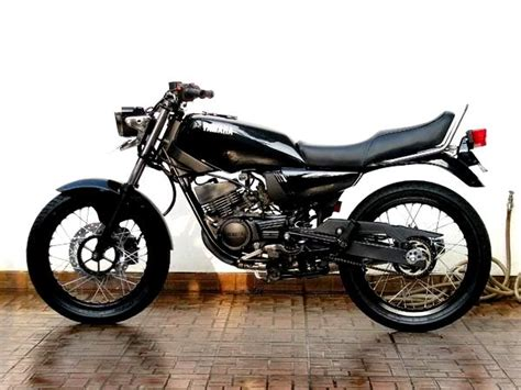 Rx King Road Race Style by Modification Yamaha Rx King The New Autocar