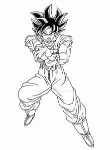 Son Goku Limit Breaker By Gokussj20 On Deviantart