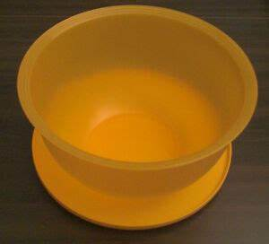 Tupperware Schüssel Mit Deckel : tupperware junge welle 7 5 l xxl sch ssel mit deckel orange neu ebay ~ Watch28wear.com Haus und Dekorationen