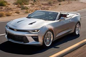 2018 Chevrolet Camaro Convertible Review Trims  Specs And