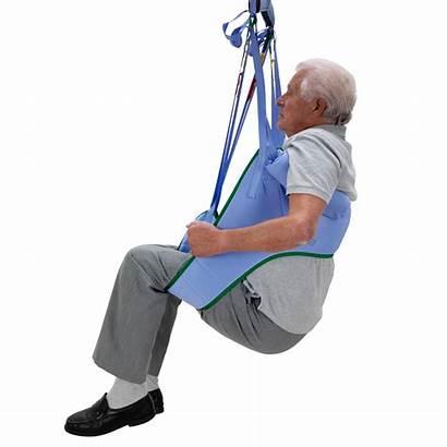 Sling Slings Toilet Patient Loop Low Arjo