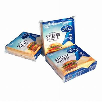 Cheese Cheddar Slice Slices Processed Individually Wrapped