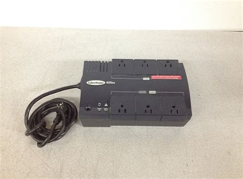battery surge backup cyberpower protector batteries power strips protectors amp description protection computers manufacturer