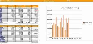 Abrechnung Rechner : einnahmen ausgabenrechnung leicht gemacht mit excel oder ~ Themetempest.com Abrechnung