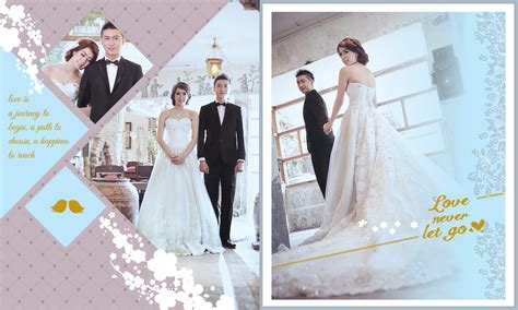 a wedding album pre wedding album design gracona