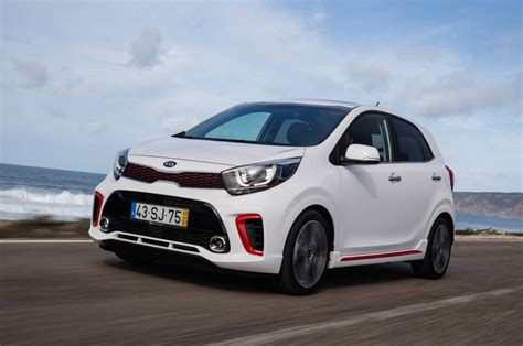 2017 Kia Picanto Officially Revealed, Gets 1.0t-gdi Turbo
