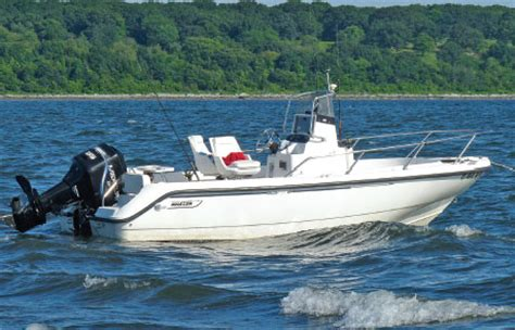 Buy A Boat Boston by Boston Whaler Outrage 18 Used Boat Review Boats
