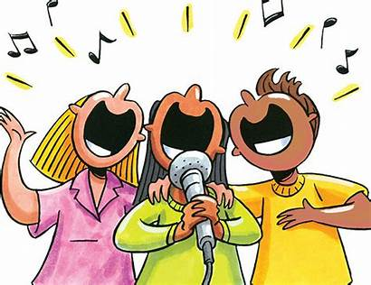 Sing Along Clipart Theater Sessions Welkom Tot