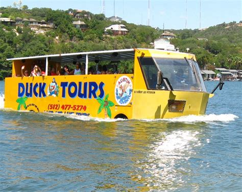 Duck Boat Tours Galveston Texas by Duck Boat Tours In Austin Texas Lifehacked1st