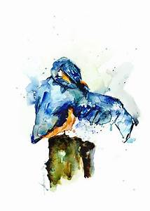 15 best images about watercolor bird on Pinterest ...