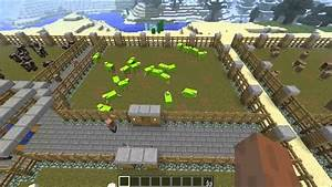 Minecraft My Huge Animals Farm - YouTube