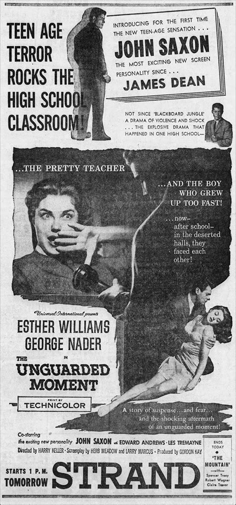 Now Playing: Vintage Movie Ads of the 1950s (Part 1