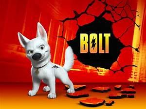 disney movie characters   disney free wallpaper: Bolt ...