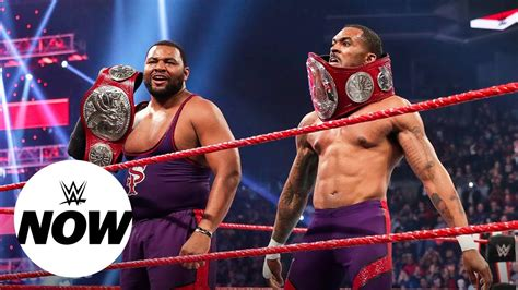 WWE Raw Tag Team Title Match Set For SummerSlam ...