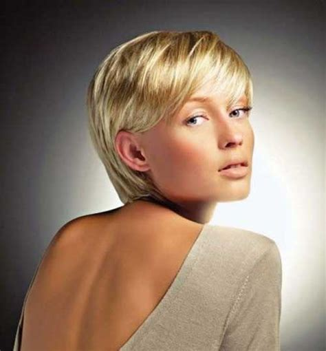 20 Hairstyles for Thin Short Hair Short Hairstyles