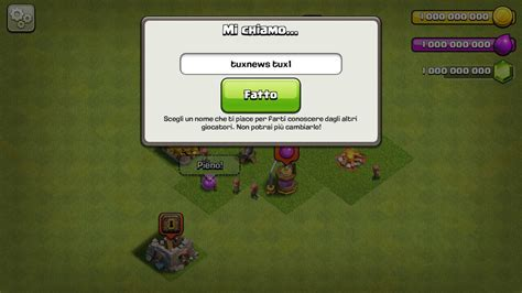 clash of clans 9 24 1 mod apk risorse infinite tuxnews it