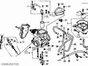 Honda Trx350d 1988 Fourtrax Foreman 4 X 4 1988  J  Usa