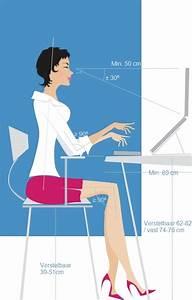 Sitzhöhe Stuhl Norm : arbeitsplatz einrichten einstellen sieso ~ One.caynefoto.club Haus und Dekorationen