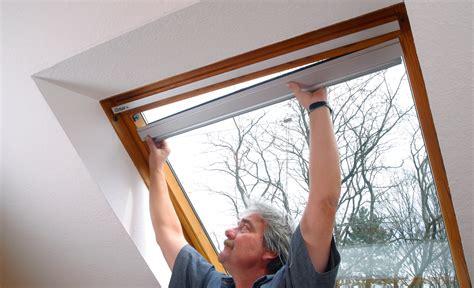 dachfenster verdunkelung selber machen dachfenster rollo selbst de