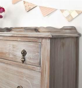 Technique De Patine : vieillir ou patiner un meuble en bois les techniques de ~ Mglfilm.com Idées de Décoration