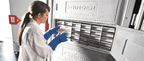 ultralow temperature freezer  multi stage security