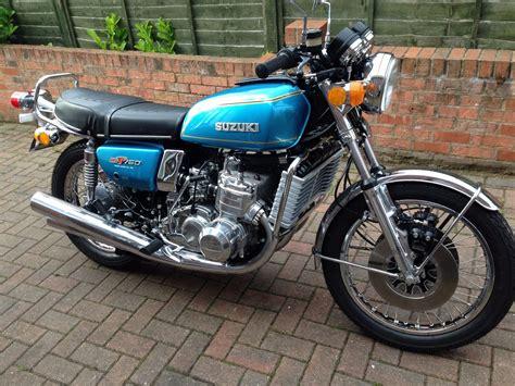 Suzuki Gt750 For Sale by Restored Suzuki Gt750 1976 Photographs At Classic Bikes