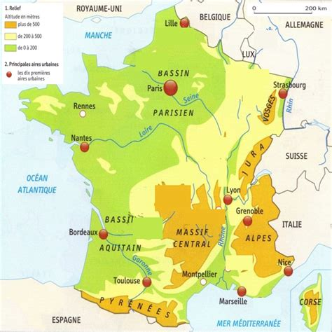Carte Montagne Cycle 3 by Identifier Les Caract 233 Ristiques De Mon Mes Lieu X De Vie