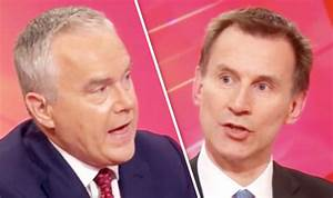 BBC host fires into Jeremy Hunt over tax increases in ...