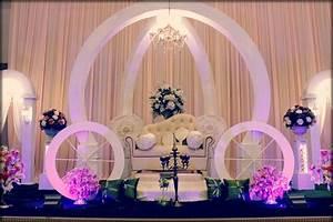 wedding stage (pelamin) mined Pinterest Wedding