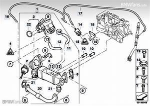 Emission Reduction Cooling Bmw X3 E83 Facelift  X3 2 0d  N47   U2014 Bmw Parts Catalog